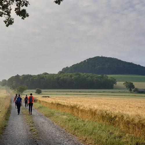 vorderrhöner wandertour